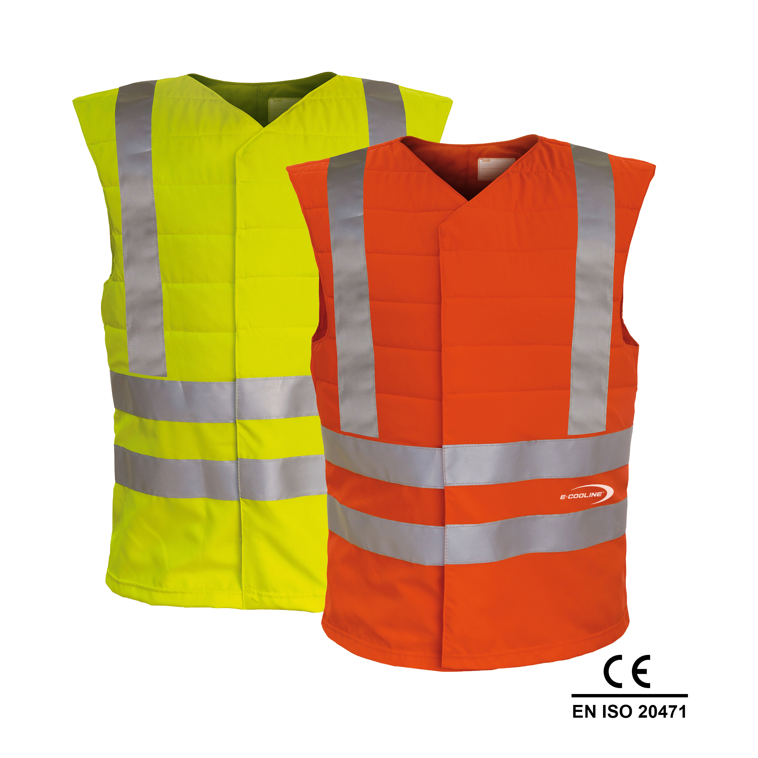 ecooline powersignal cooling vest-SX3